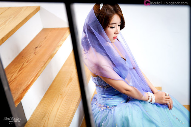4 Lovely Yoon Joo Ha -Very cute asian girl - girlcute4u.blogspot.com