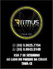 RITMUS ACADEMIA - TAUÁ-CE. Contato: (88) 9.9625-7754