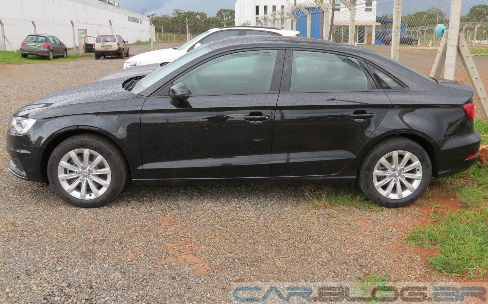 Audi A3 Sedan Attraction