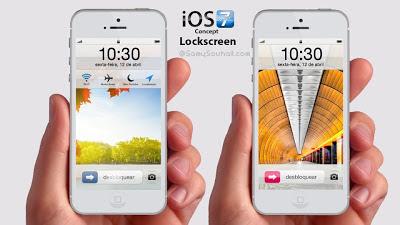 شركة آبل تكشف رسميا عن نظام تشغيلها iOS 7