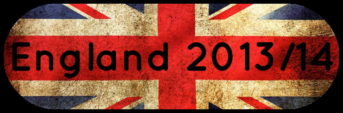 England 2013-2014