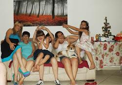 As 6 mulheres da Família!