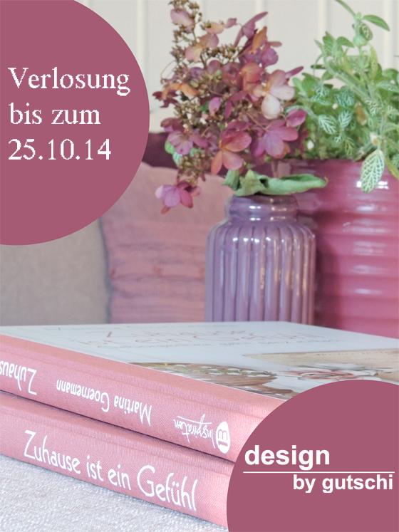 Verlosung bei Design by gutschi bis am 25.10.14