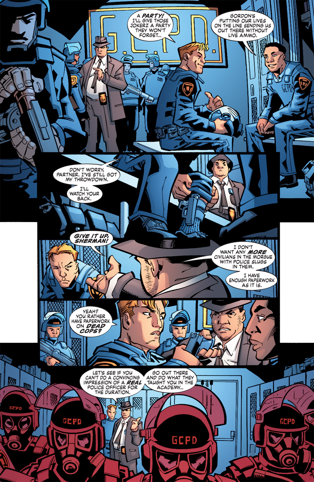 Detective Comics (1937) Issue #867 Page 21
