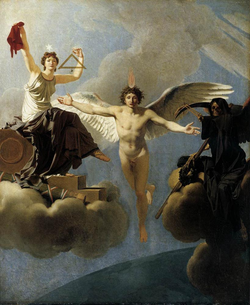 Jean-Baptiste Regnault liberté