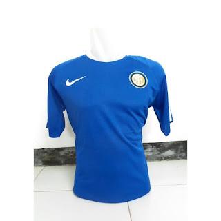gambar detail terbaru enkosa sport toko baju bola terpercaya Jersey training Inter milan warna biru terbaru musim 2015/2016