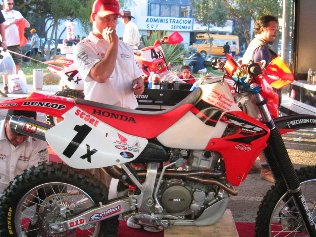 xr650r (big red pig) ownership: january 2014