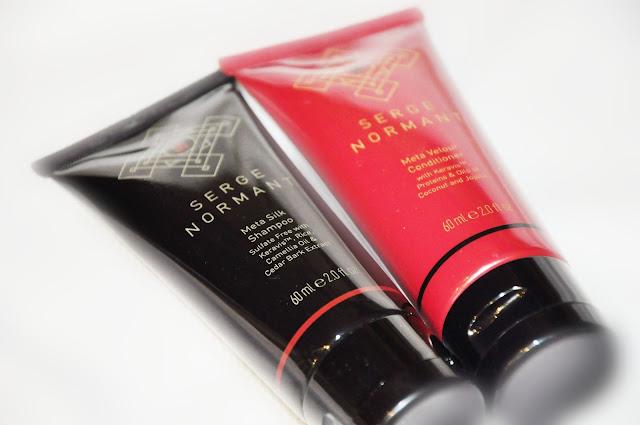 Serge Normant – Meta Silk Shampoo и Meta Velour Conditioner