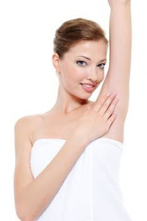 Lighten Dark Underarms