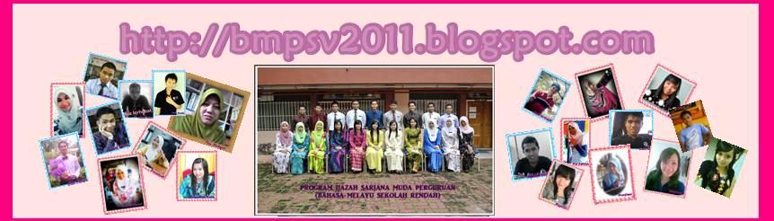 PISMP BM/PJ/PSV (SR) 2011