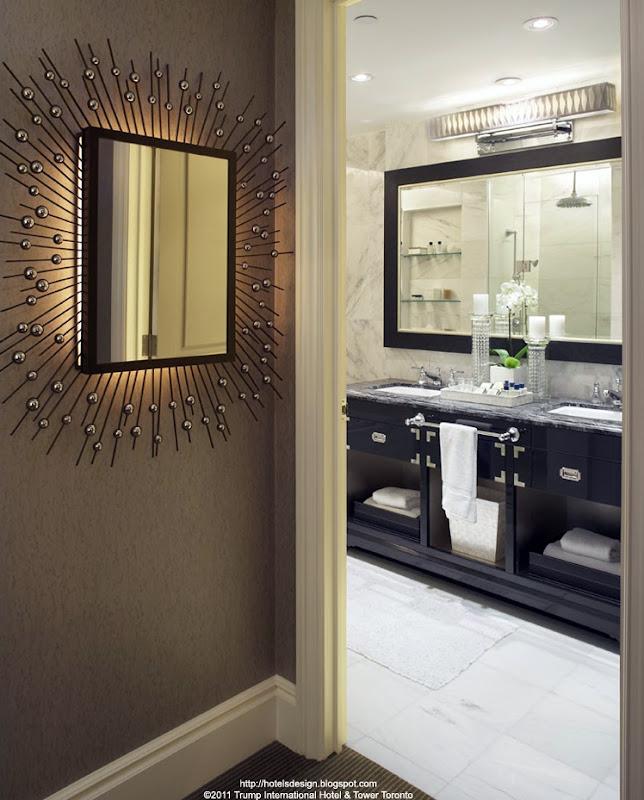 Les plus beaux hotels design du monde trump international for International hotel design