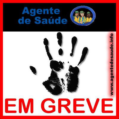 ACS+em+greve UM DIA PARA RECORDAR: A Greve dos Agentes de Saúde de Aracaju
