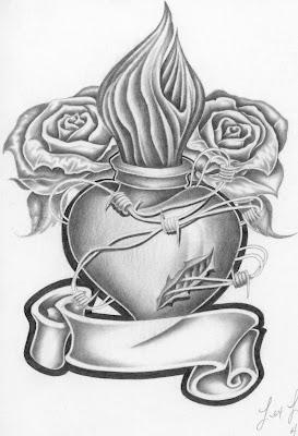 Drawings of roses for Cool rose drawings