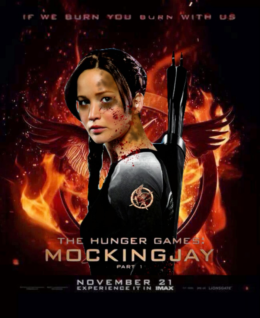 Hunger games release date 2014
