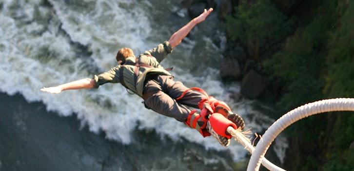 Bungee Jumping, Rishikesh