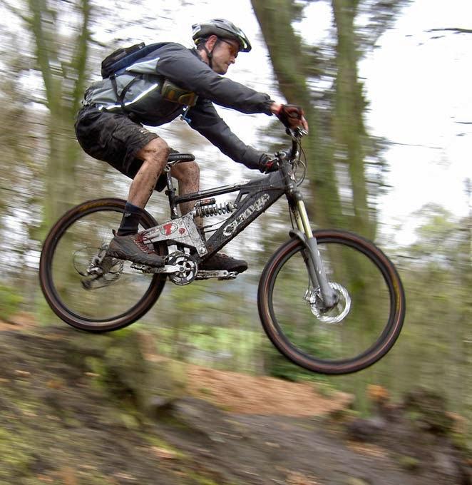 rower górski