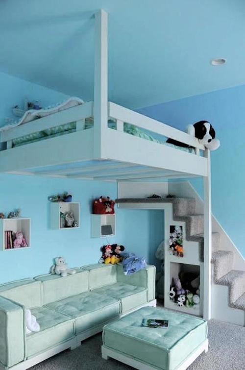 Mcompany style m deco 7 ideas para la habitaci n de dos - Habitacion para 2 ninos ...