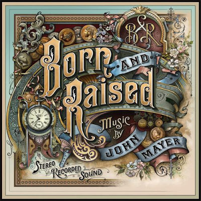 Photo John Mayer - Born And Raised Picture & Image
