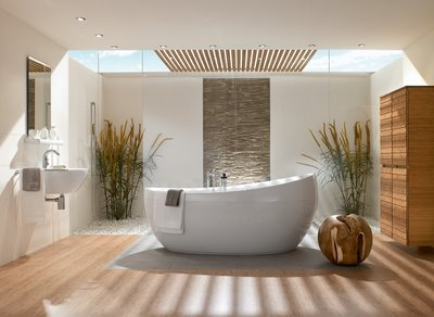 droom design inspiratie voor badkamer, Meubels Ideeën