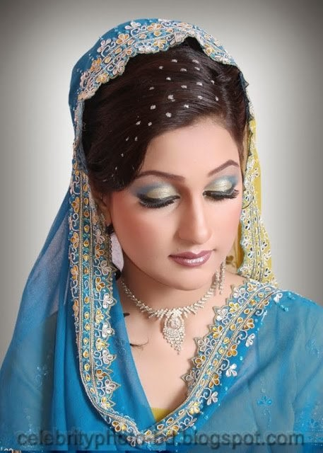 Girls+in+Weddings+and+Bridal+Dressing+Latest+New+Collection013