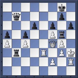 Les Blancs jouent et gagnent en 3 coups - Niveau Fort