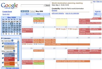Tiggity: Check your Gmail, Google Docs and Google Calendar Offline!