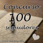 Concurso 100 seguidores de http://sobremispaginas.blogspot.com