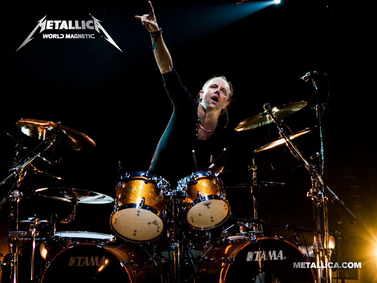 Mod The Sims - Lars Ulrich, the drummer of Metallica