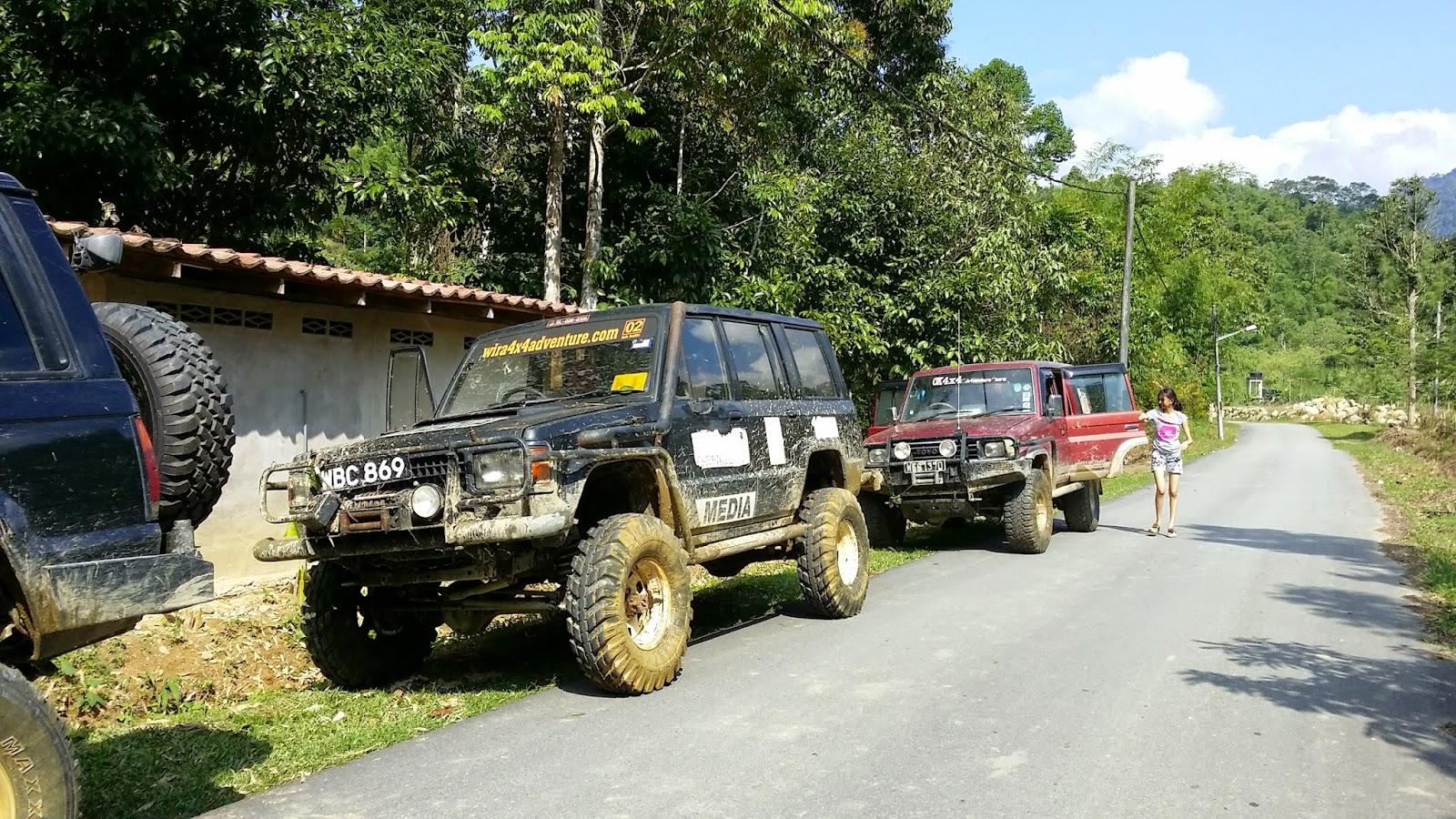 4x4Offroad Adventure Tour - www.malaysia-adventuretours.com