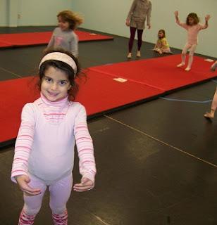 charlotte floor gymnastics
