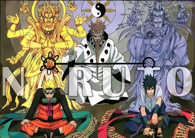Baca Komik Naruto
