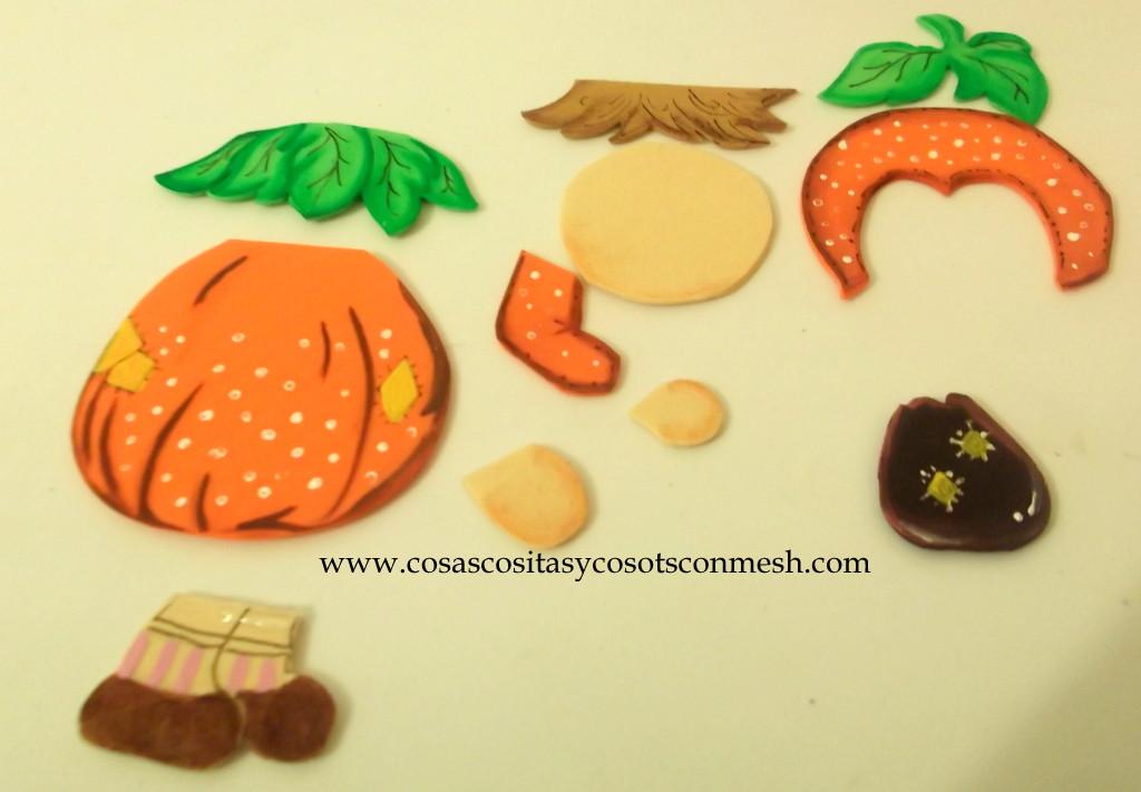 Como hacer manualidades para halloween cositasconmesh - Como hacer farolillos de feria ...