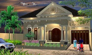 Desain Rumah Minimalis Klasik Terbaru 2014