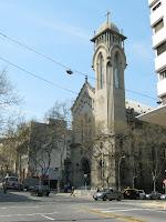 Iglesia arquitectura montevideo centro