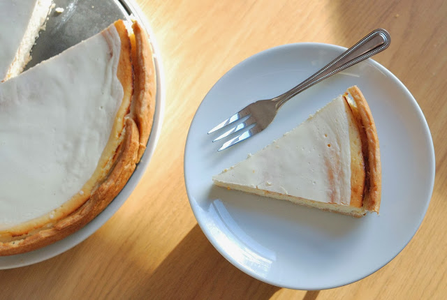 recipe NYC cheesecake