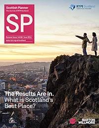 Scottish Planner cover