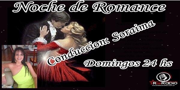 NOCHES DE ROMANCE