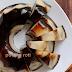 Puding Roti Tawar Coklat Agar-agar yang Simple
