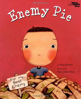 Use Enemy Pie to teach children about the 6 Traits of Writing