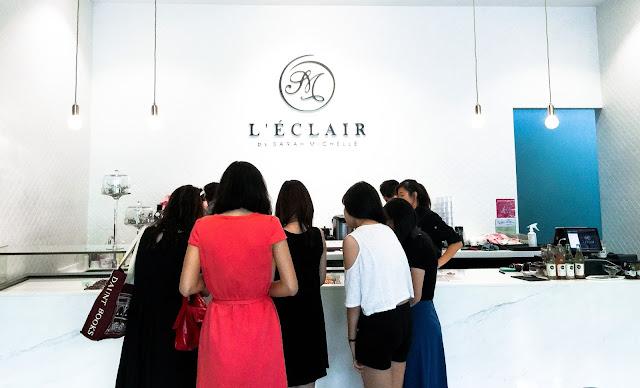 L'Éclair review singapore