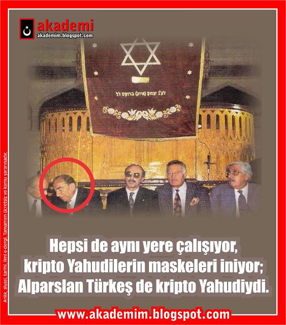 Türkiye'de bir kaç milyon kripto yahudi var...