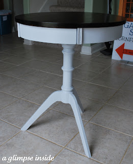 http://www.aglimpseinsideblog.com/2011/05/side-table-and-cupcake-dome.html