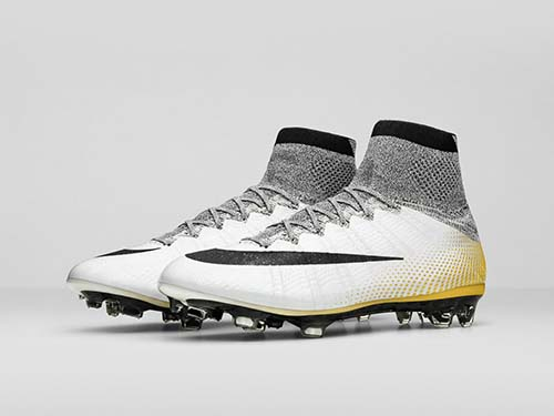 Nike Mercurial Superfly CR7 324K GOLD