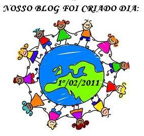 <b> NO DIA 1º/02/2011 NASCEU O BLOG MISTURA DE IDEIAS</b>