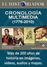 HISTORIA MUNDIAL Cronología Multimedia