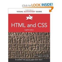 Html And Css Visual Quickstart Guide 8th Edition Castro Pdf Download