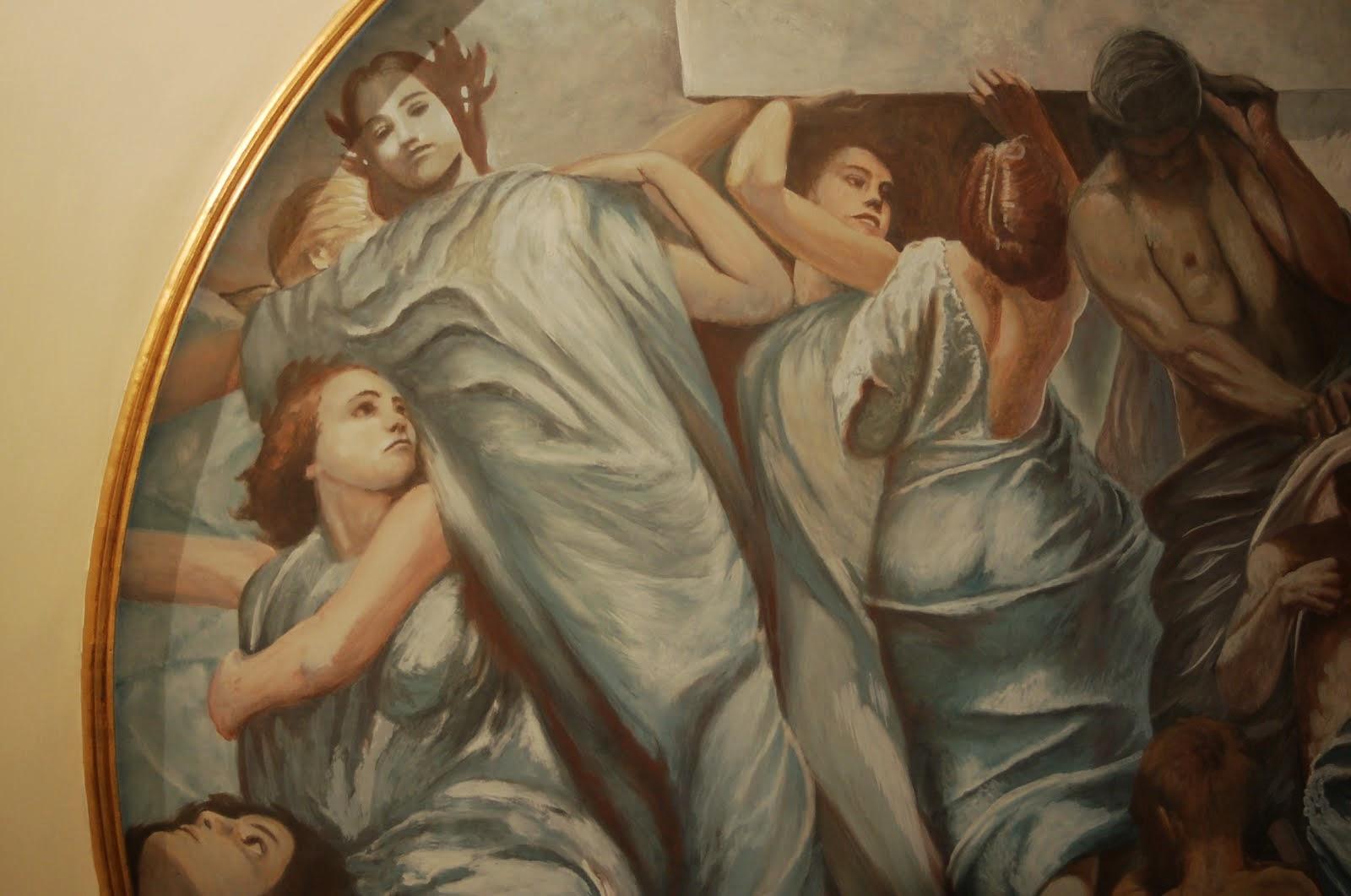 Sartorio detalle ( fresco )