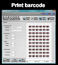 Save Barcodes