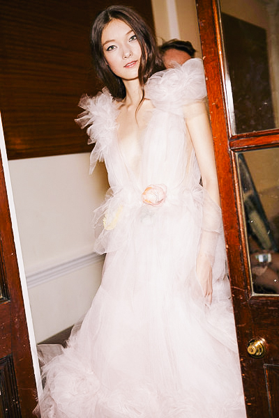Runway Favorite: Marchesa Spring 2015 Ready-to-Wear || Allegory of Vanity