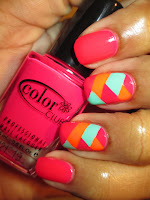 Color Club, Popastic, Jackie OH!